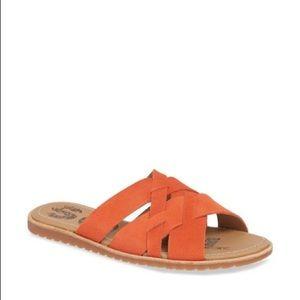 Sorel Ella Slide Sandal size 8